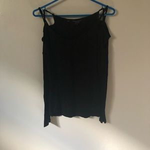 Guess black long sleeved